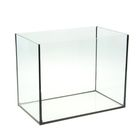 Аквариум прямоугольный без крышки, 35 литров, 42 x 25 x 33 см