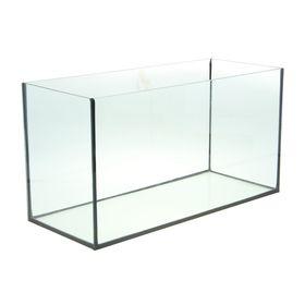 Аквариум прямоугольный без крышки, 75 литров, 69 x 29 x 37 см