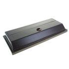 Крышка для аквариума 150 л  прямоугольная, черная 93х35 см