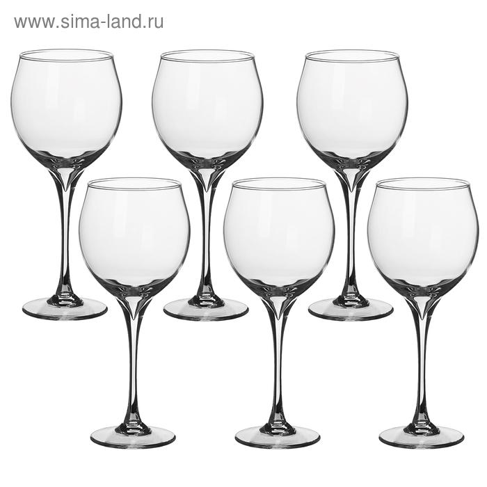 Набор фужеров для вина 400 мл, 6 шт