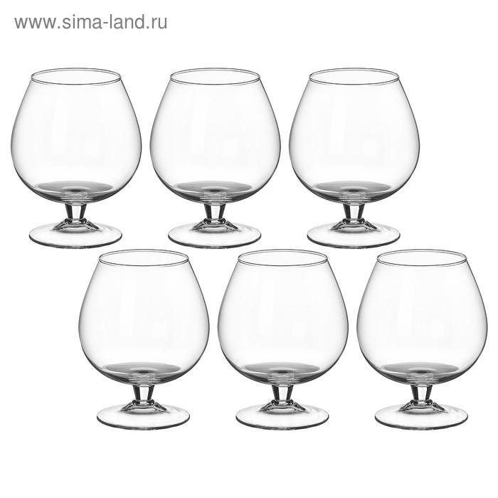 Набор бокалов для коньяка 500 мл, 6 шт