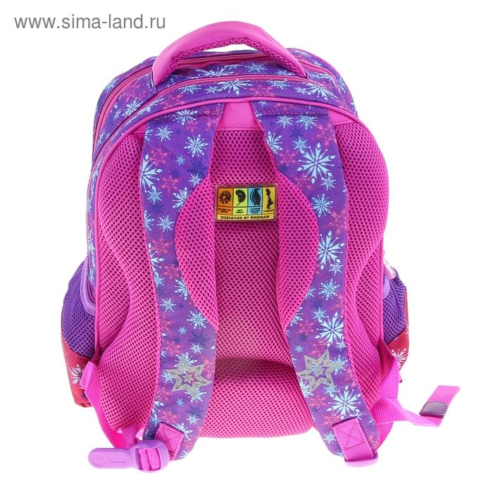 af597a9a2834 Рюкзак школьный эргономичная спинка Disney Frozen, для девочки. prev