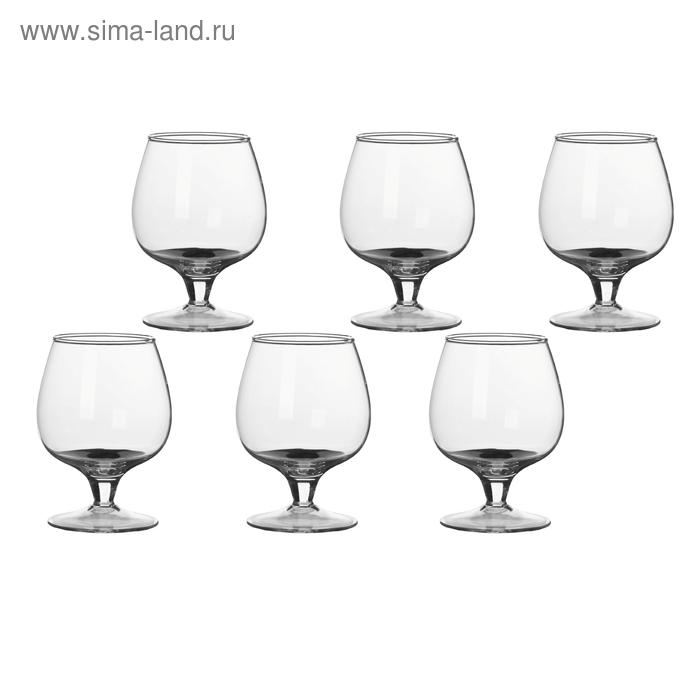 Набор бокалов для бренди 250 мл, 6 шт