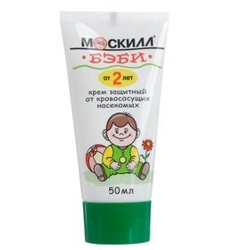 """Крем от комаров """"Москилл-БЭБИ"""", детский, туба, 50 мл"""