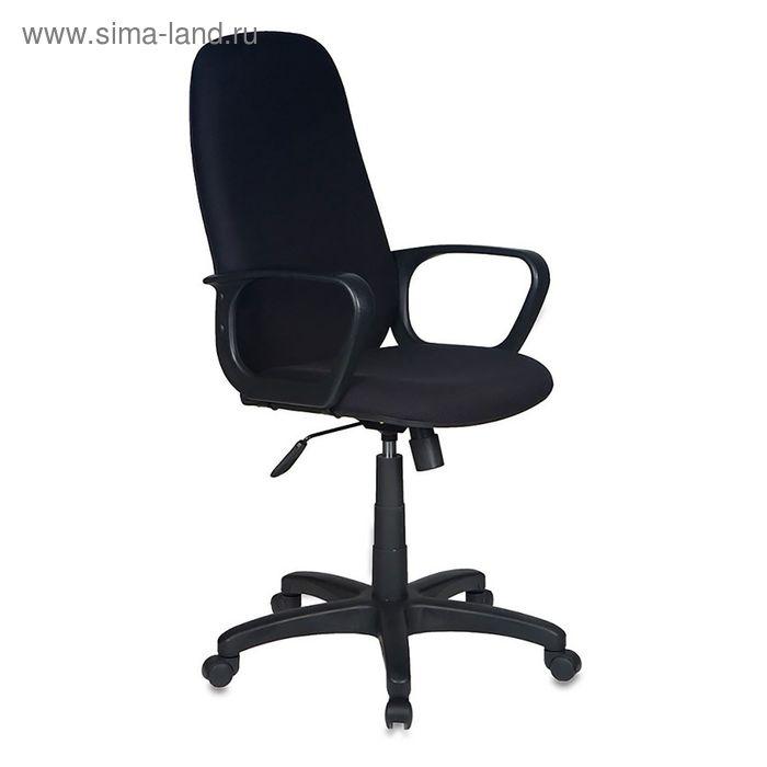 Кресло руководителя CH-808AXSN, черный 80-11