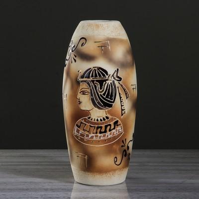"""Ваза напольная """"Фараон"""" 38 см, микс"""