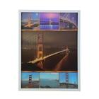 """Picture of 3D collage """"Bridges"""""""