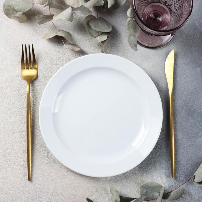 Тарелка мелкая d=20 см