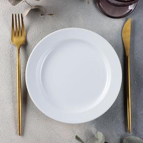 Тарелка мелкая 17,5 см