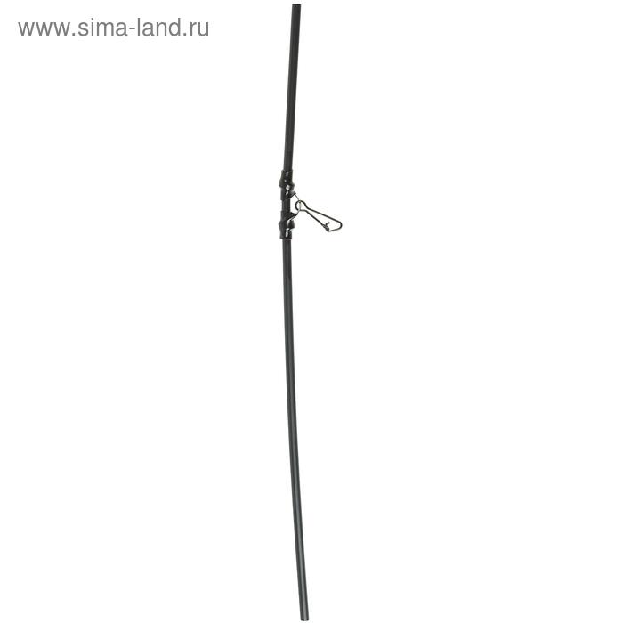Противозакручиватель прямой, черный, 25 см (набор 10 шт.)
