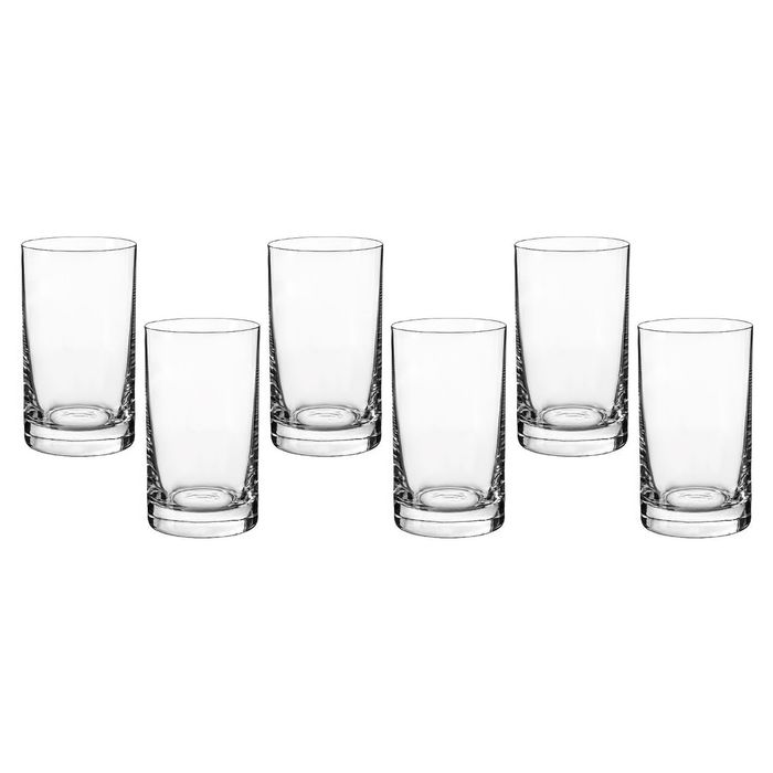"Набор стаканов для воды 230 мл ""Барлайн"", 6 шт"