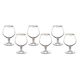 Набор бокалов для бренди «Оливия», 400 мл, 6 шт.