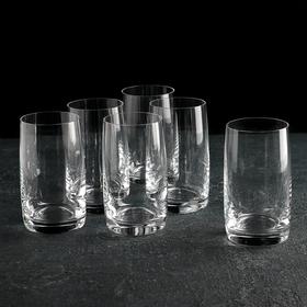 """Набор стаканов для воды 250 мл """"Идеал"""", 6 шт"""