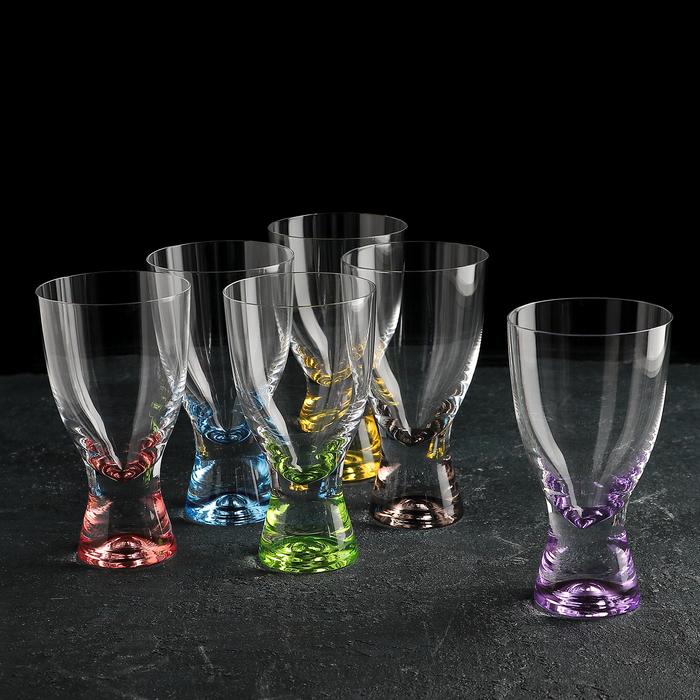 """Набор стаканов для воды 320 мл """"Самба"""", 6 шт"""