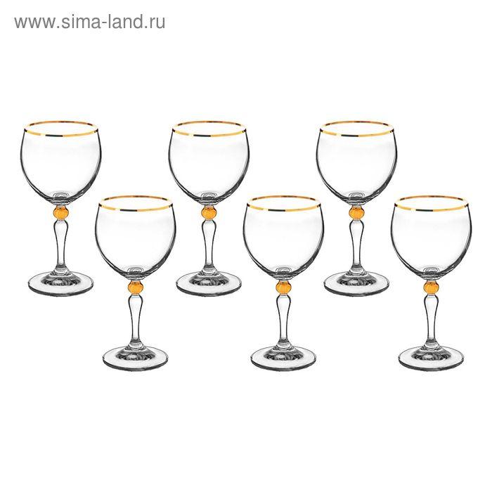 "Набор бокалов для вина 240 мл 6 шт ""Кармен"""