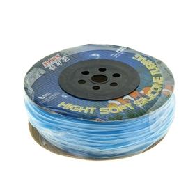 Шланг на бобине Aleas (голубой) 4/6MM(100M) А12-10022