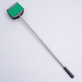 Скребок с нержавеющей ручкой 68 см AS-29