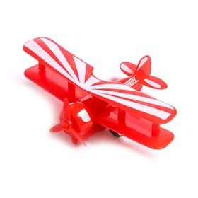 Самолёт инерционный «Кукурузник», цвета МИКС