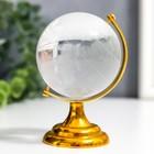 """Сувенир стекло """"Глобус"""" d=6 см"""