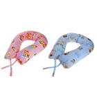 Подушка АДАМАС КОМФОРТ для беременных, размер 35х100х280 см, холлофайбер, чехол МИКС - фото 105543841