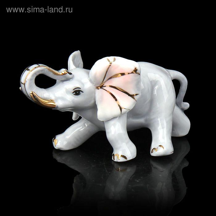 """Сувенир """"Серый слон"""""""
