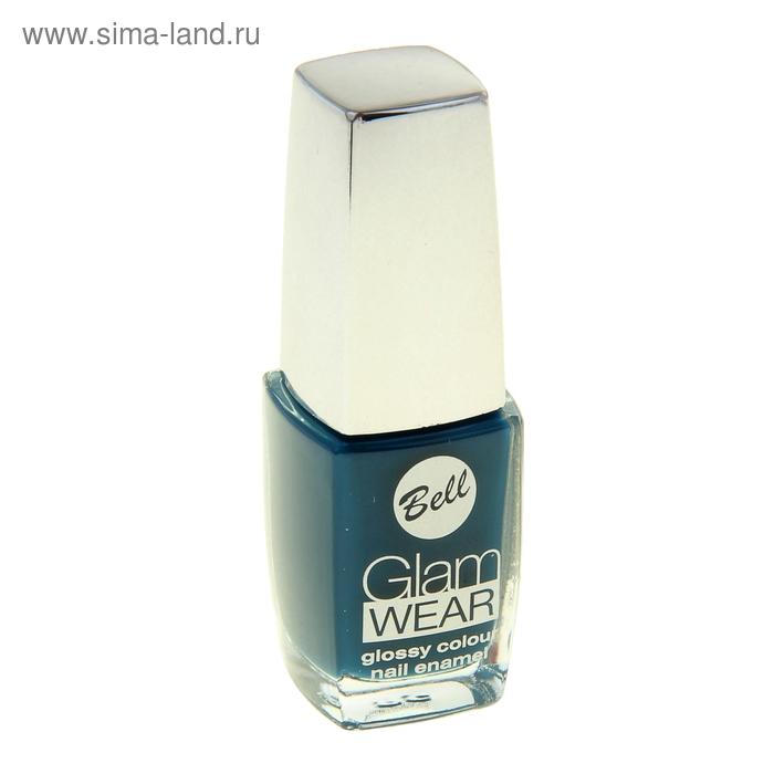 Лак для ногтей Bell устойчивый с глянцевым эффектом Glam Wear Тон 513  10 гр