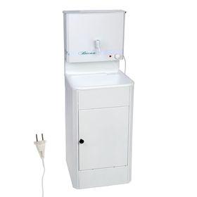 """Умывальник """"Весна"""" Мини, с электроводонагревателем, пластиковая мойка, 15 л, белый"""