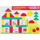 Игровой материал для блоков Дьенеша «Удивляйка 4. Теремок» - фото 105496286