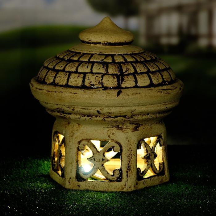 Садовый светильник ''Султан'' шамот