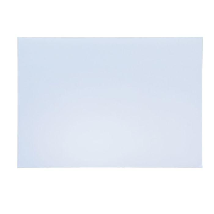 Конверт почтовый С4 229х324мм чистый, без окна, силиконовая лента, черная пин-запечатка, 100г/м, упаковка 500шт