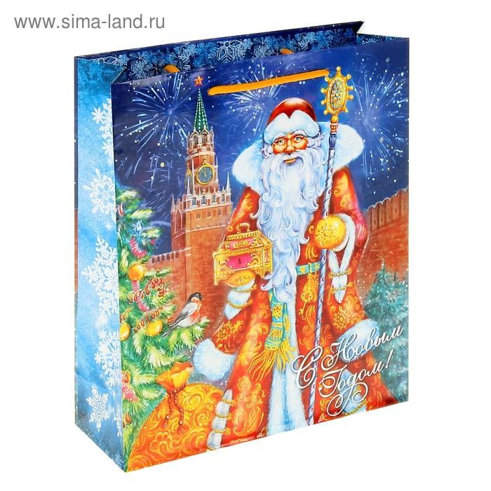 """Пакет ламинат вертикальный """"Дед Мороз"""""""