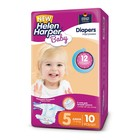 Подгузники Helen Harper Baby, Junior 5 (11-18 кг), 10 шт
