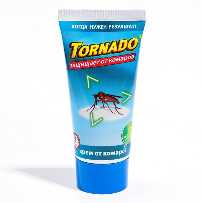 """Крем от комаров """"Торнадо"""", туба, 60 мл"""