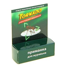 Приманка для муравьев Торнадо 3 ампулы