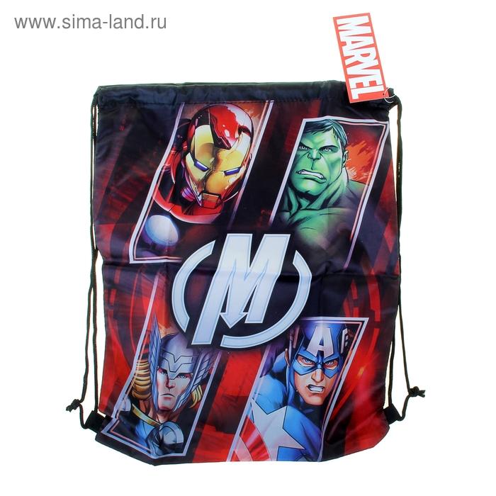 Мешок для обуви Marvel «Мстители»