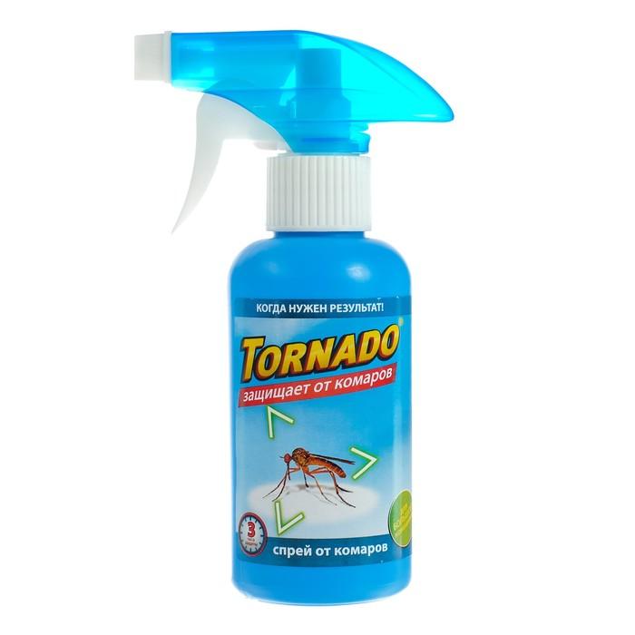 Спрей от комаров Торнадо 200мл