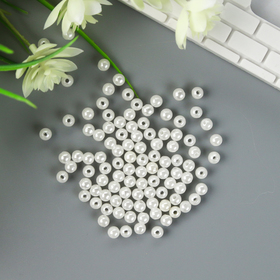 A set of decorative beads Pearls set 100 PCs