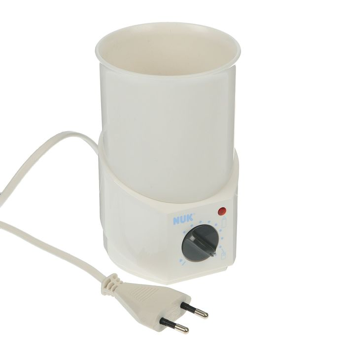 Подогреватель детского питания Nuk Thermo Constant, 100 Вт, поддержание температуры, белый