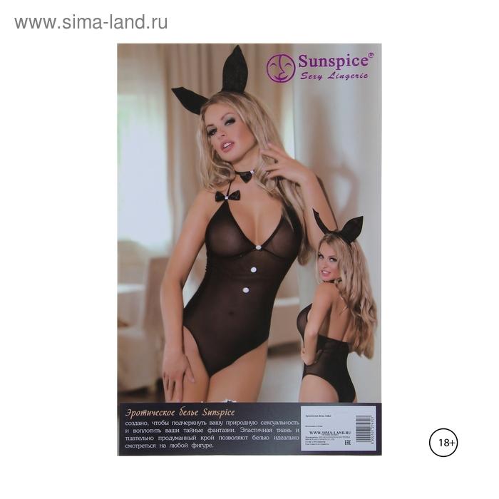 """Эротическое белье Sunspice """"Зайка"""", размер S/M"""