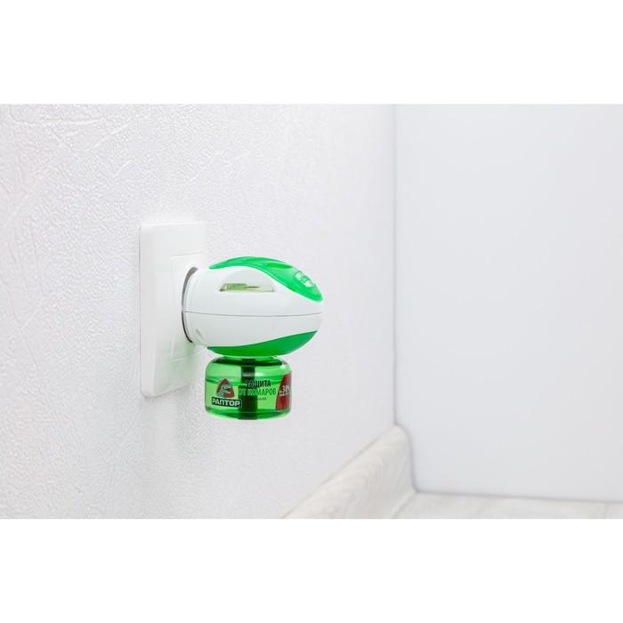 Комплект Раптор: Прибор Turbo + жидкость Turbo 40 ночей