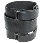 Wristband genuine leather, fitness art 104