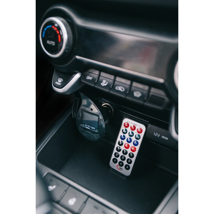 FM - трансмиттер TORSO, USB/SD/MicroSD/MP3/WMA, МИКС