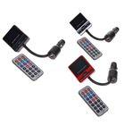 FM - трансмиттер Luazon, 2USB/SD/MicroSD/MP3/WMA, МИКС