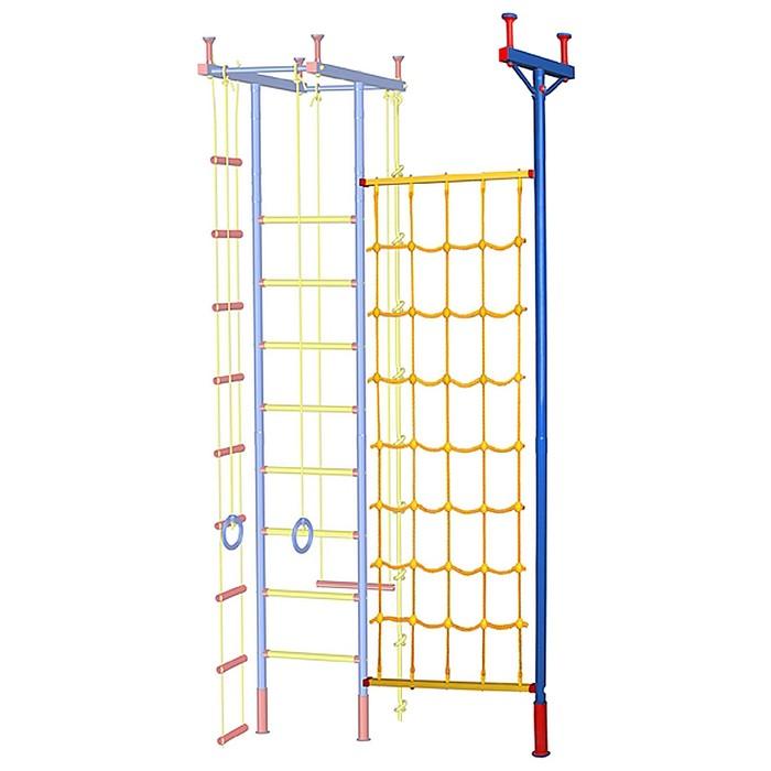 Дополнительная стойка к ДСК Leco-IT выс. 2,35 - 3,20 см с веревочной сеткой