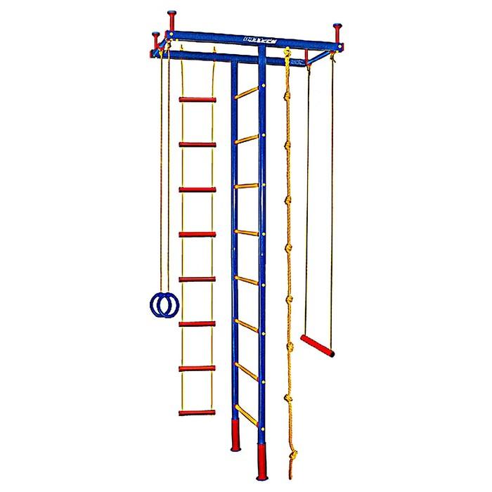 Детский спорткомплекс Leco-IT, высота 2,35 - 3,20 м