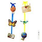 """Ароматизированная интерьерная подвеска на ленте """"Воздушные шары"""""""