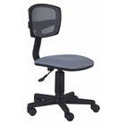 Кресло CH-299/G/15-48 серый 15-48