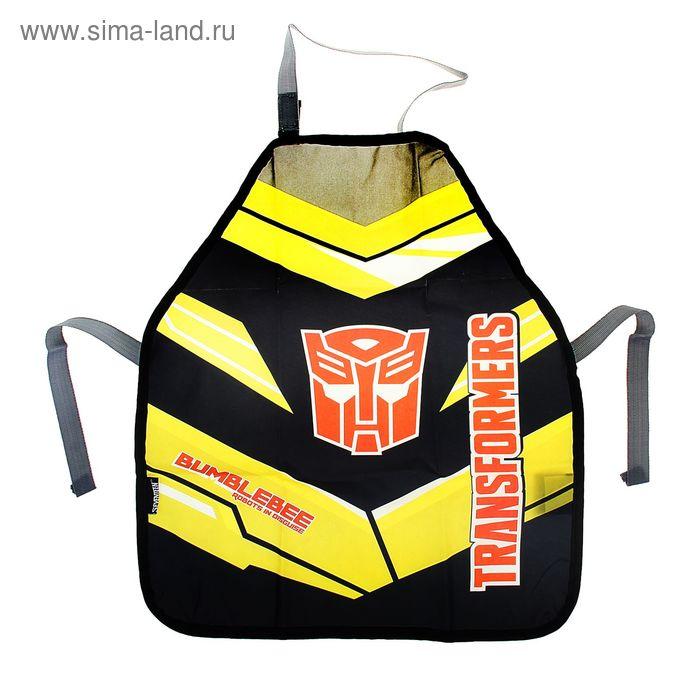 Фартук для труда для мальчика Transformers 510*440