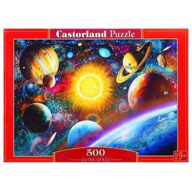 Пазлы «Космос», 500 элементов
