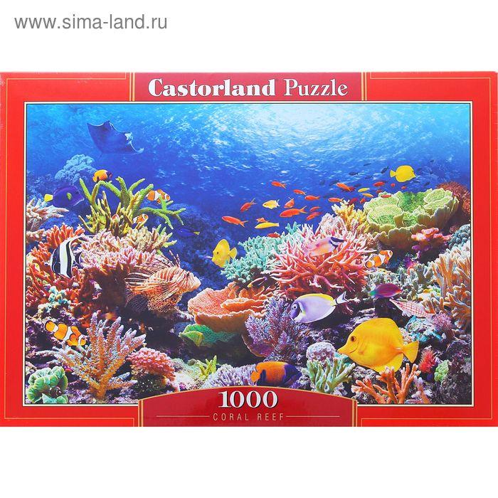 """Пазлы """"Коралловый риф"""", 1000 элементов"""
